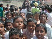 Children of Akkarapettai photo by Holly Michael