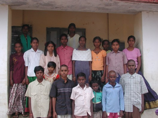 Tsunami orphans 2004 who received CD Bank Accounts for approx. $230.